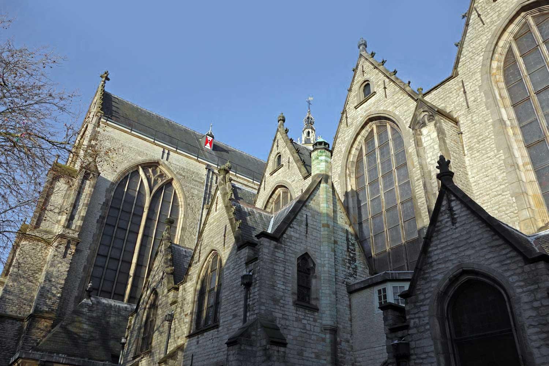 De Matthäus Passion concert in Gouda op 12 april 2019 in de Sint Jan Kerk door barokspecialisten Ribattuta Musica