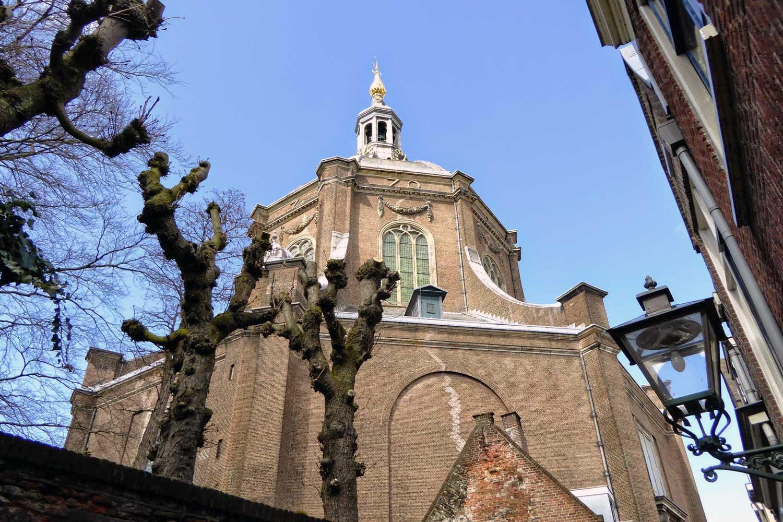 De Matthäus Passion concert in Leiden op 13 april 2019 in de Mare Kerk door barokspecialisten Ribattuta Musica